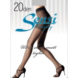 Чорапогащи Sensi 20 DEN с Еластан