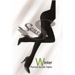 Зимен чорапогащник Sensi от акрил