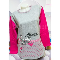 Дамска ватирана пижама Братя Гьокови
